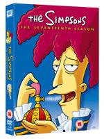 The Simpsons: Complete Season 17 DVD (2014) Matt Groening cert 15 4 discs
