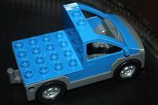 LEGO® Duplo - voiture bleu - camion - véhicule - Fahrzeug - vehicle