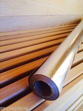 Aluminum Foil Vapor Barrier/ Saunas, 269 S.F, Best Deal, Free Ship!