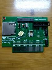 Floppy Disc Drive Emulator for Apple ii iie iic Laser128
