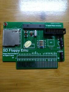 Floppy Disc Drive Emulator compatible with Apple ii iie iic Laser128