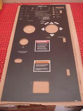 American LaFrance TeleSqurt -50 Control Panel Boom Ladder 0033208 G5042  NEW