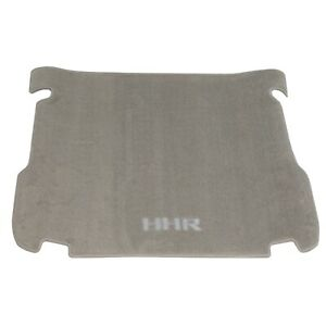 OEM NEW Rear Cargo Area Mat Carpet Gray w/ HHR Logo 06-11 Chevrolet 12499660