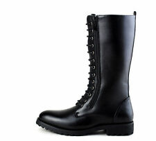 Unbranded Men's Long, Riding Boots