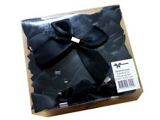 100 x Gift Grind Satin, Self Adhesive, Finished Ribbons with Adhesive Pad