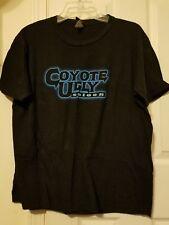 Coyote Ugly Saloon Tshirt San Antonio Mens Large Blue