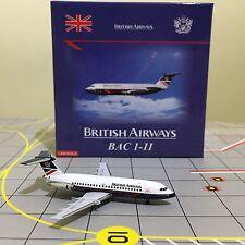 AeroClassics 1:400 British Airways BAC 1-11 G-AVGP