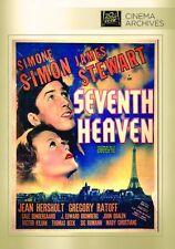 SEVENTH HEAVEN (1937 James Stewart)  - Region Free DVD - Sealed