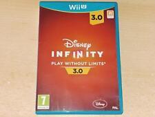 Disney Infinity 3.0 Nintendo Wii U Game Only UK PAL (B)