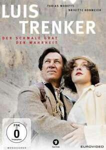 Luis Trenker - Der schmale Grat der Wahrheit [DVD/NEU/OVP] Biopic Tobias Moretti