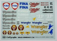 Decalbogen Zigarettenmarke 085 siehe Foto 1:24