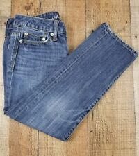 American Eagle Boy Fit Low Rise Women's Jeans, Size 00 27x23