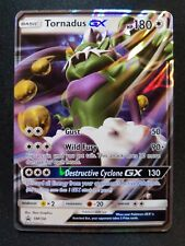 Tornadus GX SM134 Forces of Nature GX - Pokemon Card NM UTRA RARE