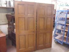 Oak Edwardian Antique Doors