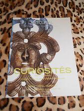 Catalogue de vente - ARTCURIAL - Curiosités, dont cannes - 18/12/2006