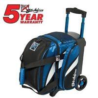 KR Cruiser Blue Black 1 Ball Roller Bowling Bag FAST SHIPPING