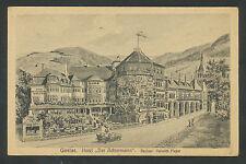 """Goslar  Hotel """"Der Achtermann"""""""