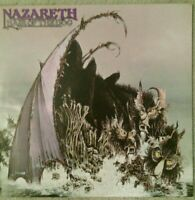 Nazareth  Hair Of The Dog Mooncrest ‎CREST 27 Vinyl, LP, Album First Press
