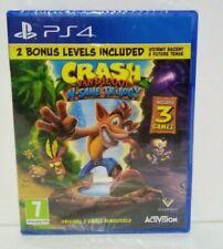 Crash Bandicoot N.Sane Trilogy (PS4) Brand New & Sealed