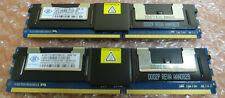 Nanya 4GB (2x2GB) RAM NT2GT72U8PD1BN-3C PC2-5300 240-PIN DDR2 Memory Modules