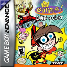 Fairly Odd Parents: Enter the Cleft GBA New Game Boy Advance