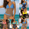 Women's Bandage Bra Monokini Push Up Monokini Swimsuit Swimwear Bathing Suit
