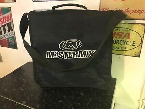 """1990's Mastermix DJ 12"""" Vinyl Record Bag"""