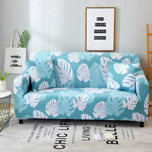 Elastic sofa cover printed tight wrap all-inclusive couch covers, slipcover