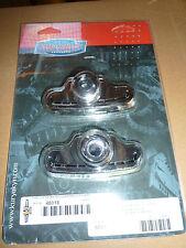 kuryakyn chrome Spark Plug Covers For Harley-Davidson Evo Big Twins 1986-99