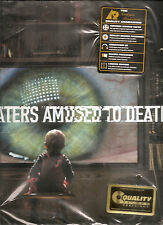 """ROGER WATERS """"Amused To Death""""  QRP 200g 2LP Vinyl sealed"""