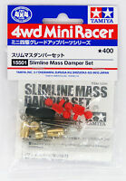 Tamiya 15501 Mini 4WD Slimline Mass Damper Set