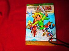 The Legend of Zelda Phantom Hourglass Manga viz vizkids hyrule link