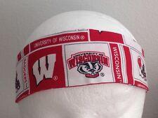 Reversible Wisconsin Badgers Women's Headband