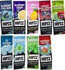 HIPZZ Aromakarten (wie Rizla) - Flavor Cards / Aroma Karte Verschiedene Sorten