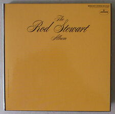 ***  THE ROD STEWART ALBUM   ***  CD VINYL REPLICA DELUXE