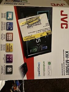 JVC KW-M75BT Digital Media Receiver