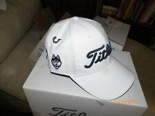 1 Brand New Titleist Tour Performance Golf Hat (Uconn Huskies) Th9Apcol-Uconn
