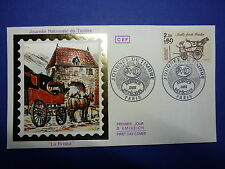 LOT 12646B TIMBRES STAMP ENVELOPPE JOURNEE DU TIMBRE FRANCE ANNEE 1986