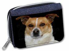 Jack Russell Terrier Dog Girls/Ladies Denim Purse Wallet Christmas Gi, AD-JR38JW