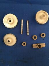 Tamiya Vintage Gearbox Holiday Buggy Sandrover Rc Car Spares Complete Set Old
