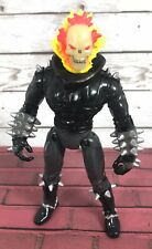 1995 Marvel Toy Biz Ghost Rider Glow In The Dark Action Figure Loose 2H22