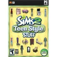 The Sims 2 Teen Style Stuff PC Games Windows 10 8 7 XP Computer expansion