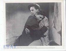 Johnny Stewart hugs William Holden VINTAGE Photo Boots Malone