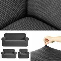Sitzer Sofa Stretchhusse Sofahusse Elastisch Sofabezug Sesselbezug Elasthan Wass