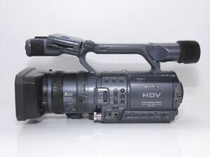 Sony HDR-FX1E Professional High Definition HDV MiniDV CAM Camcorder Video Camera