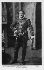 POSTCARD  ACTOR FRED TERRY
