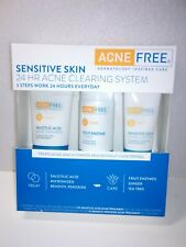 Acne Free 3 Step Acne Treatment Kit