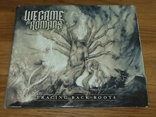 WE CAME AS ROMANS Tracing Back Roots CD Rise Against As I Lay Dying Zao / NB '13
