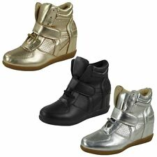 Velcro Ankle Boots for Women
