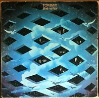 The Who - Tommy - MCA reissue - 1973 - 2X Vinyl LP
